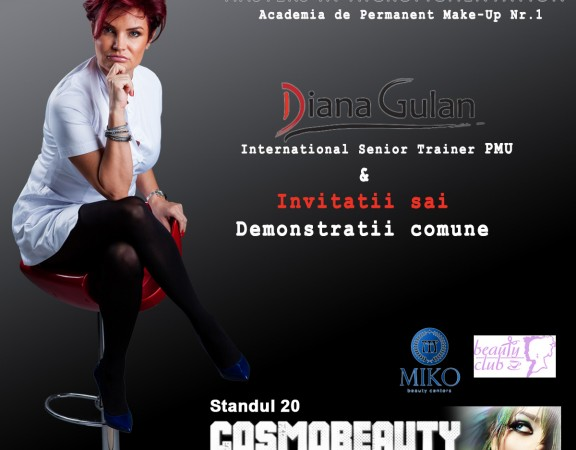 Poster Diana Cosmobeauty