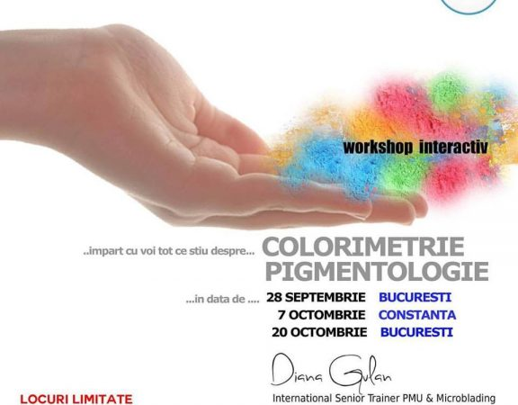 Pigmentologie & Colorimetrie, Workshop interactiv