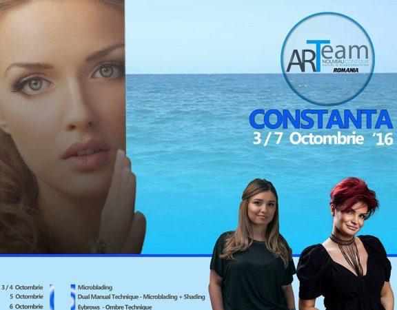 Curs$ Masterclass in Constanta by ARTeam  NC